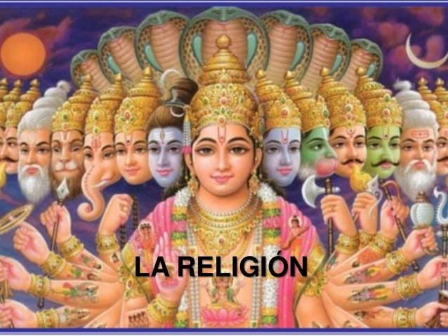 Religión de la Cultura India: