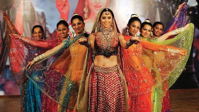 Vestimenta de la Cultura de India: