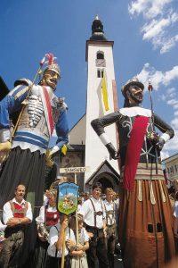Costumbres y Tradiciones de la Cultura de Austria: