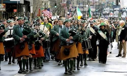 Vestimenta de la Cultura de Irlanda: