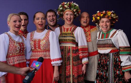Para una buena rusa - 1 part 9
