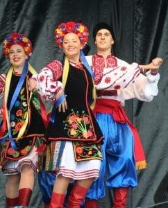 Culturas y costumbres de Ucrania: