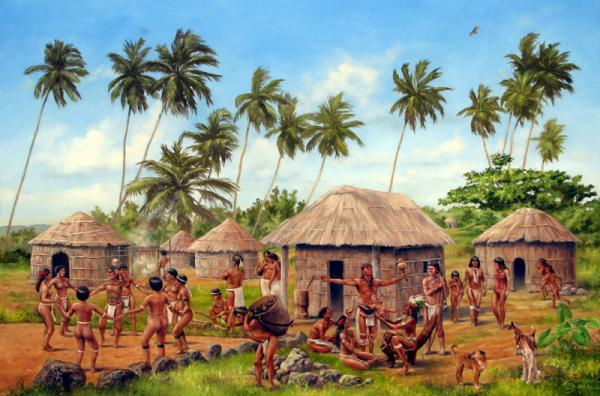 Cultura Tainos