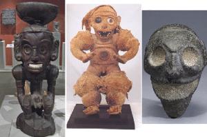 Religión de la Cultura Taina: