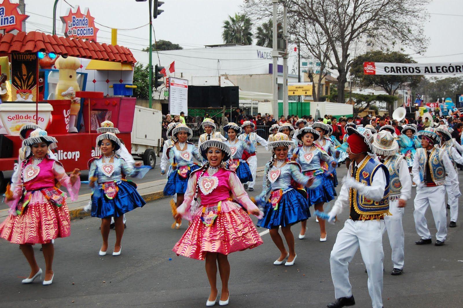 Fiestas Patrias del Perú