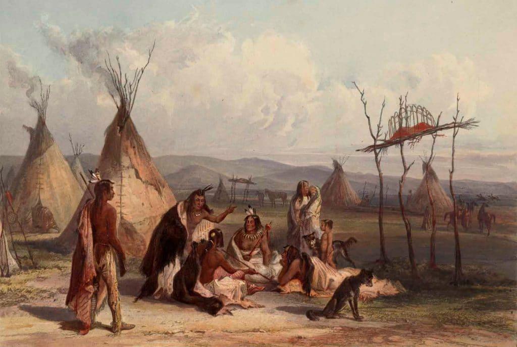 Indios Americanos Historia Características Vestimenta Y Mucho Mas