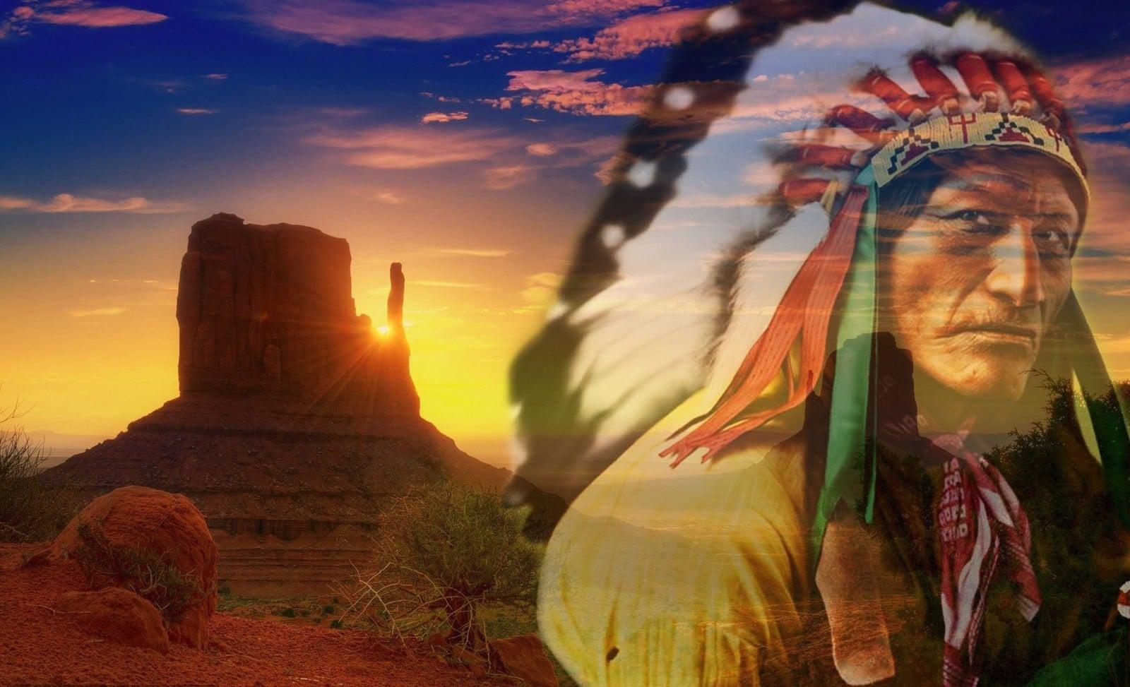 Indios americanos: historia, características, vestimenta
