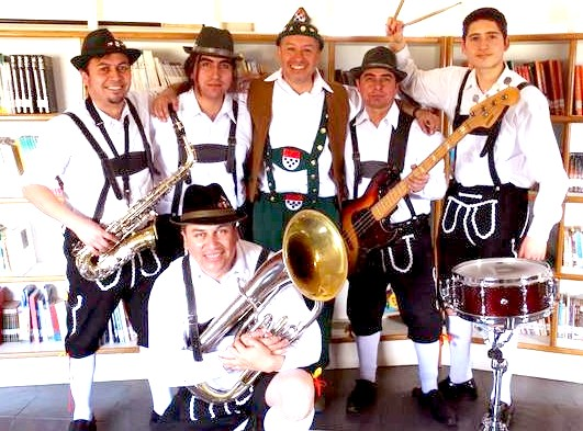 Música tradicional de Alemania