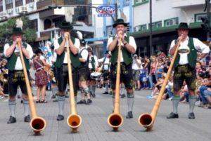 Música Tradicional de los Alemanes de Volga: