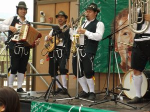 Origen de la Música tradicional de Alemania: