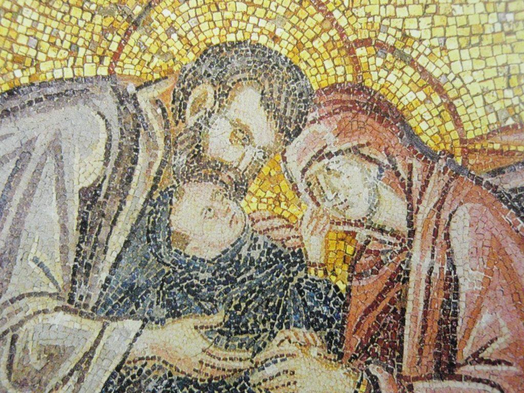 pinturas del arte bizantino