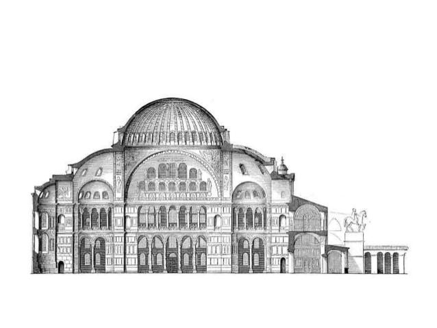 arquitectura arte bizantino