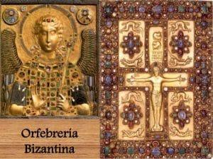 orfebreria arte bizantino