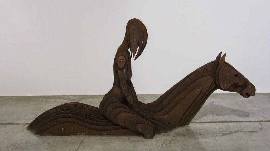 escultura arte contemporaneo
