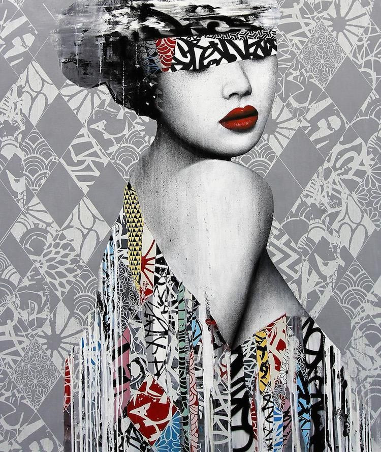 collage arte contemporaneo
