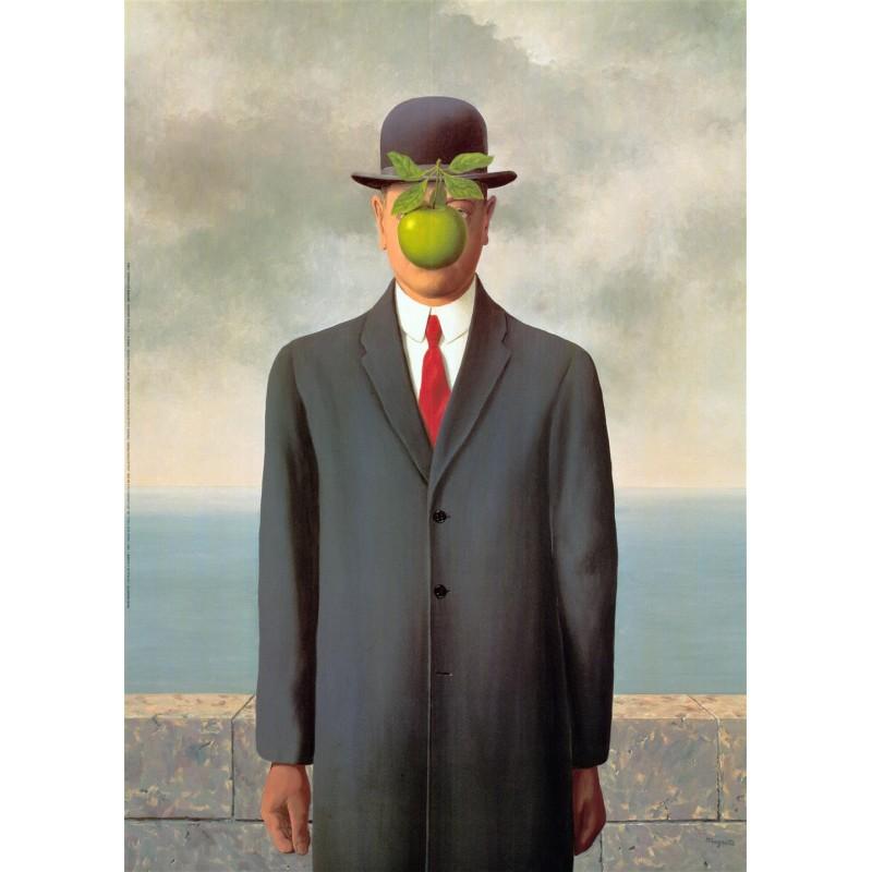 hijo del hombre pintura contemporanea