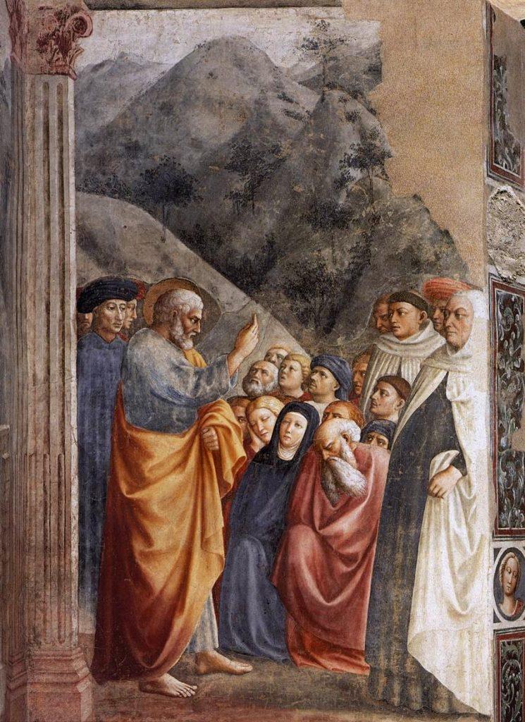 pintura del arte del renacimiento