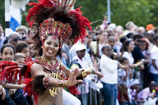 Carnaval en Rotterdam