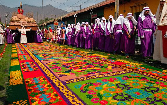 semana santa cultura guatemala