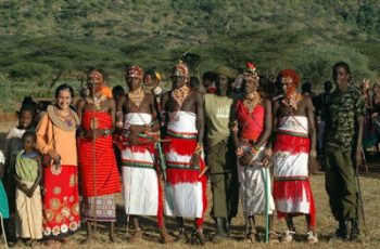 cultura de kenia