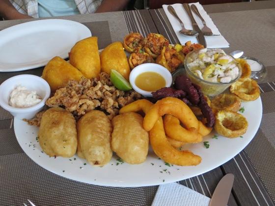 Comida típica de la Cultura de Panamá: