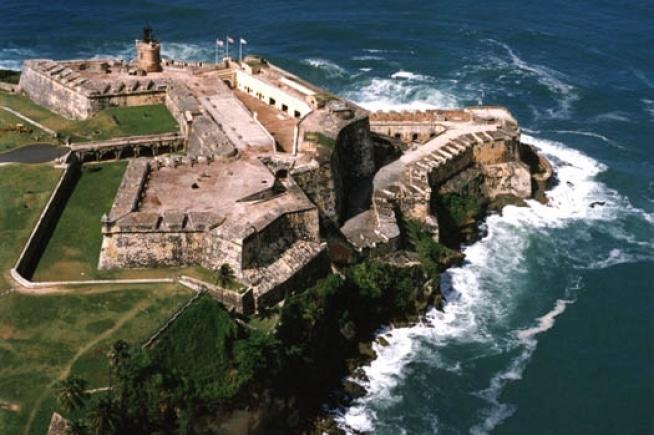 Castillo San Felipe icono de la cultura de Puerto Rico