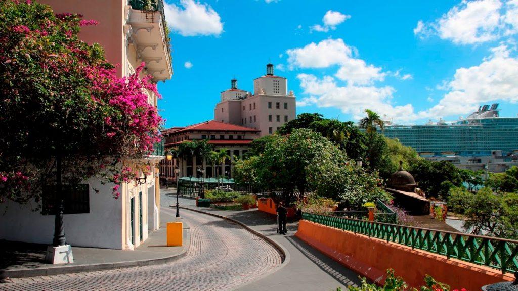 cultura de Puerto Rico en El viejo San Juan