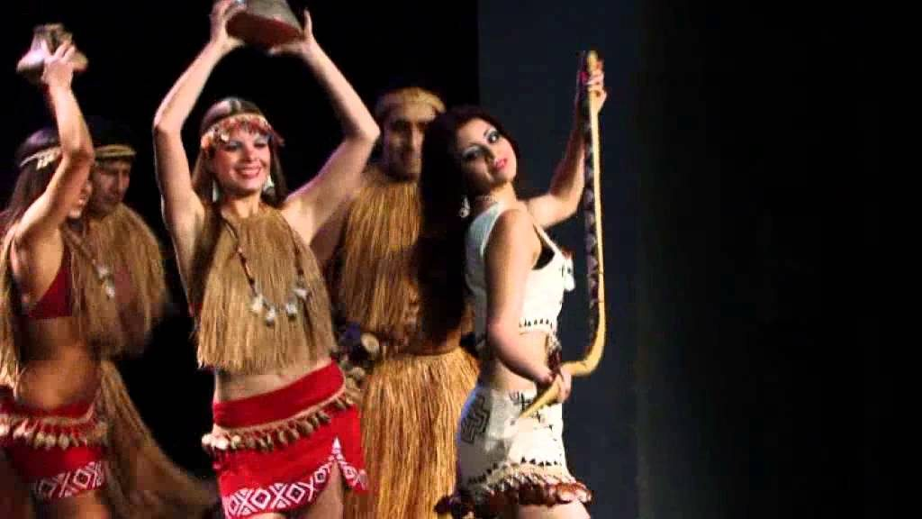 danzas de la selva boa Perú