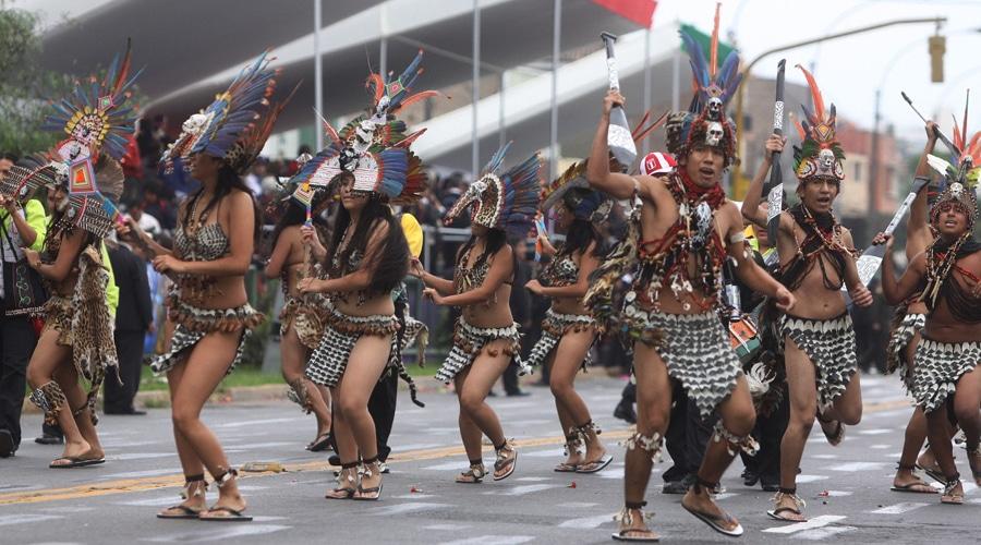 danzas de la selva en la amazonia peruana