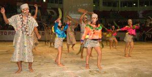 danzas de la selva guerreras