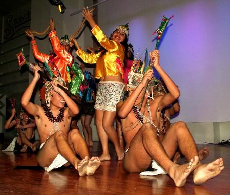 danza de la selva religiosa