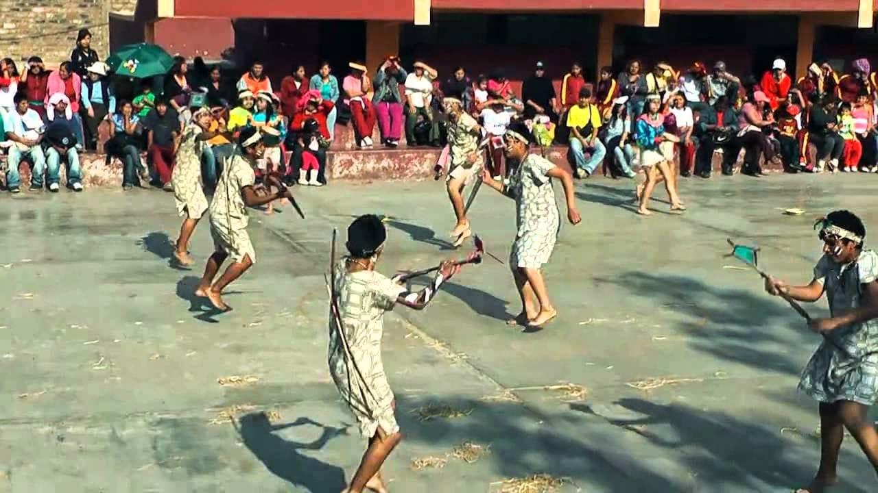 danzas de la selva peruanas