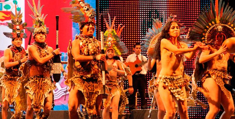 danzas de la selva ayahuasca
