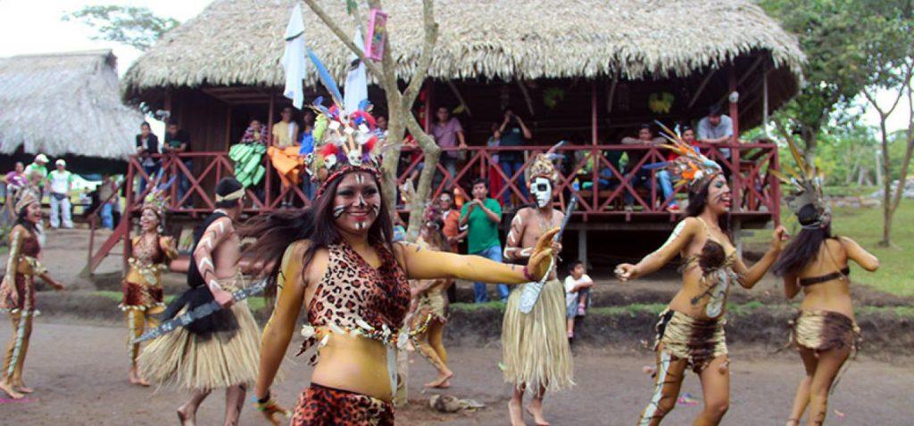 festivales de danzas de la selva