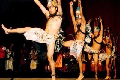 musica de las danzas de la selva