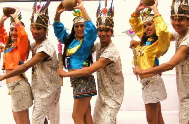 danzas de la selva en Perú