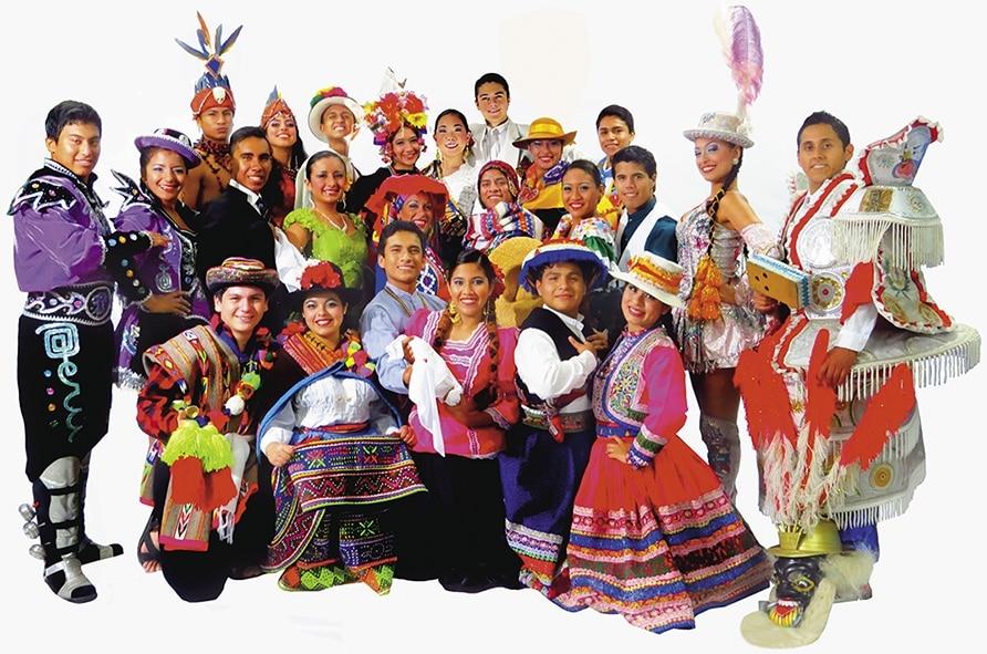 historia de las danzas de la selva