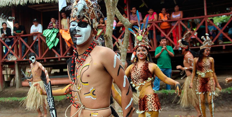 danzas de la selva peruana