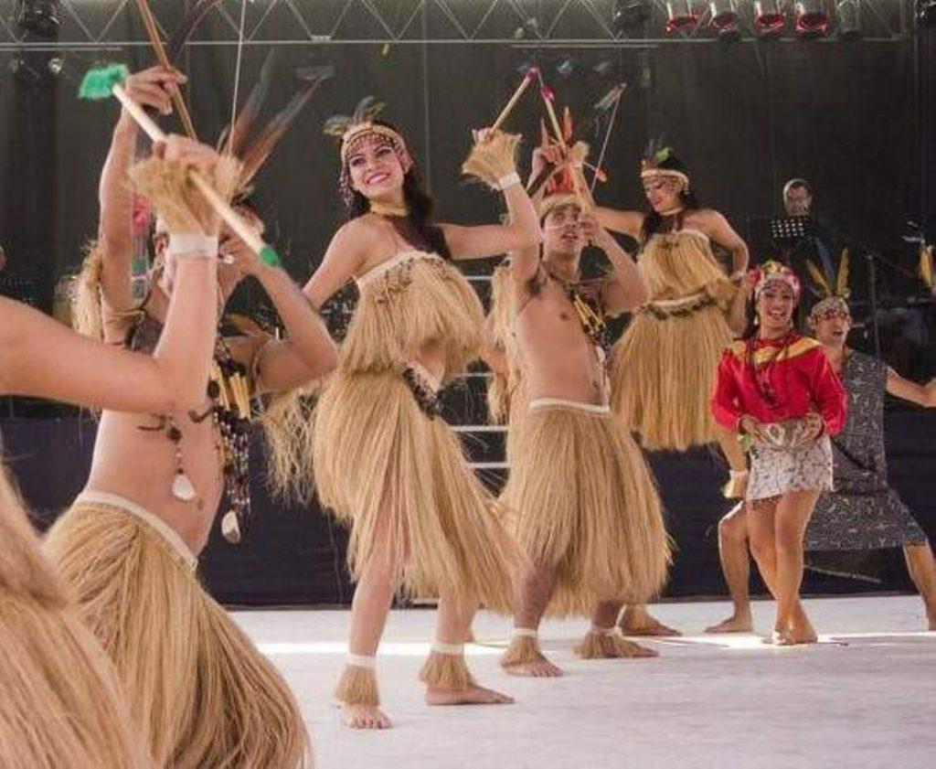 danzas de la selva