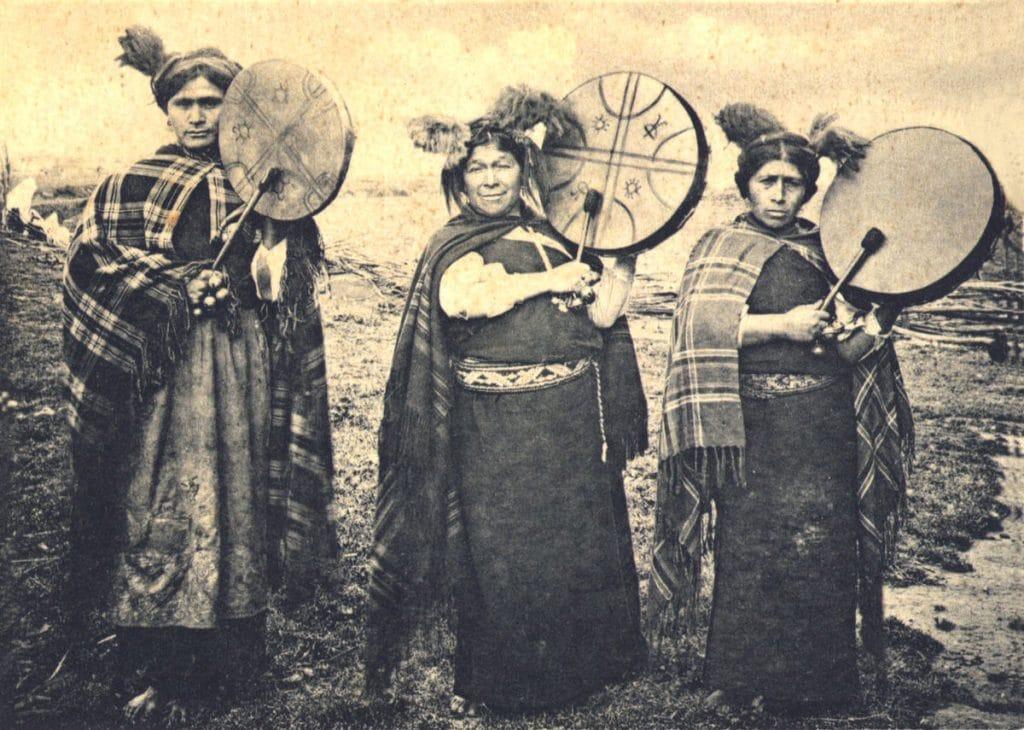 mapuche machi