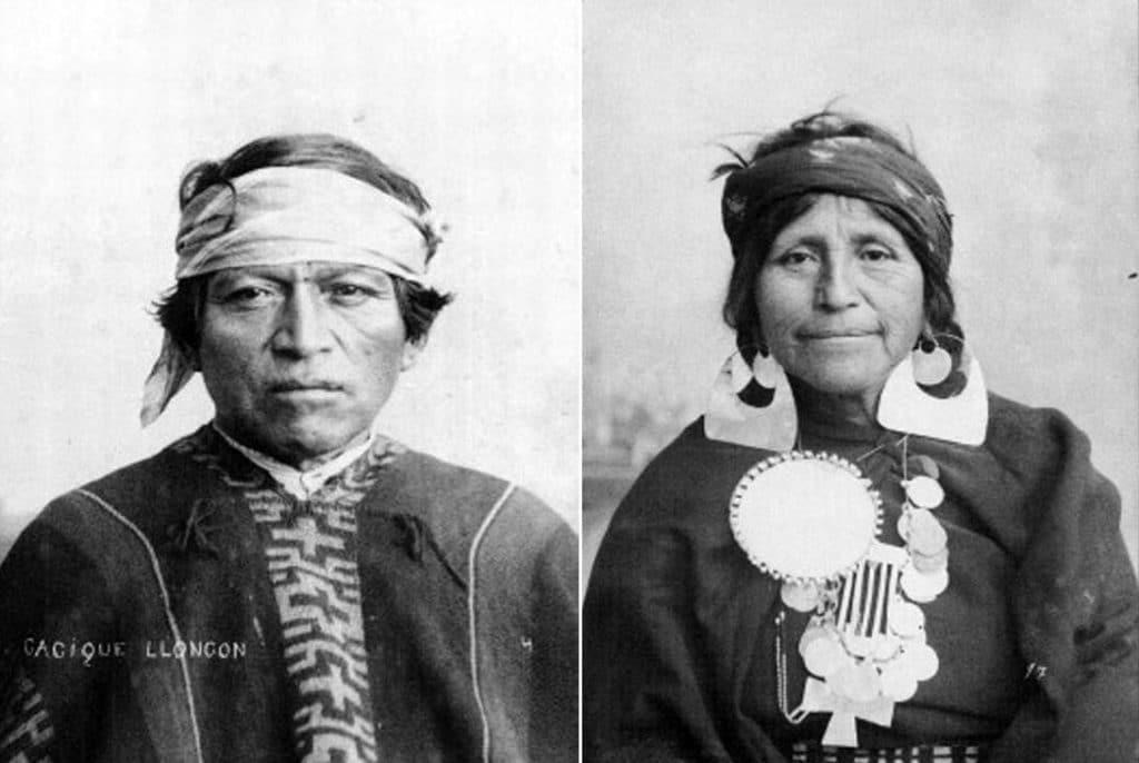 mapuche historia