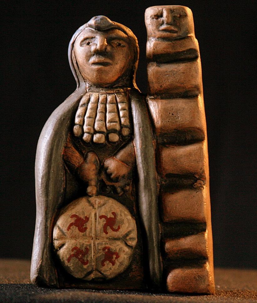 artesanía mapuche