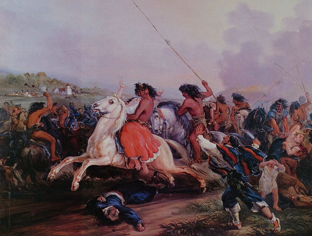 guerra mapuche