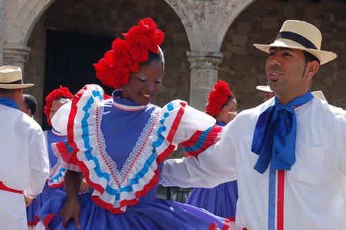 Música folclórica dominicana