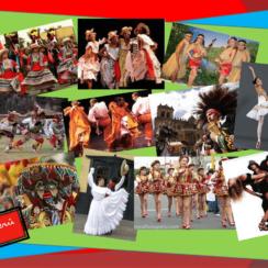 Diversidad de cultura en el Perú