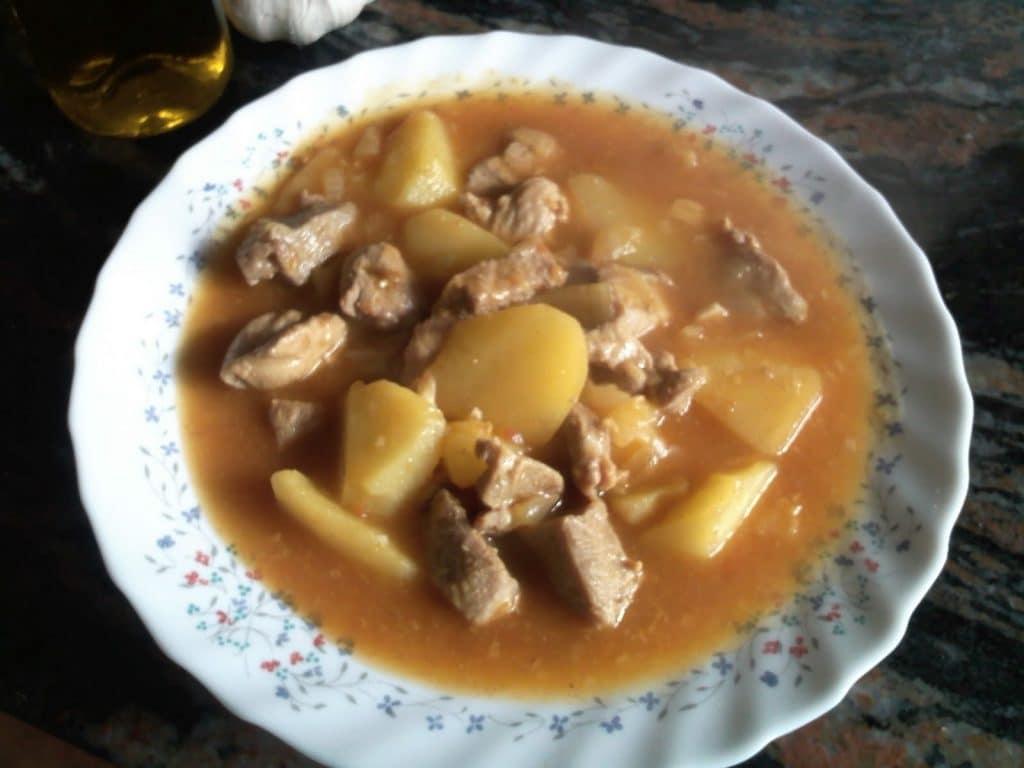 comida xinca