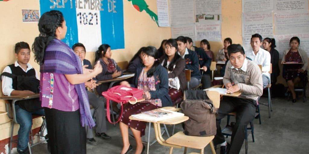 Resultado de imagen para educacion xinca
