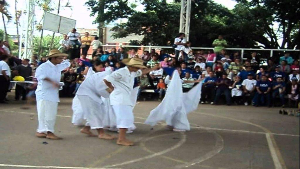danza antigua xinca
