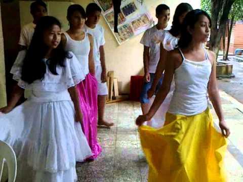 danza xinca