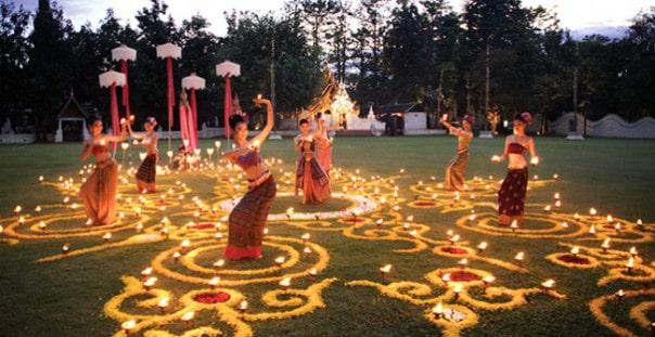 costumbres de la cultura de Tailandia